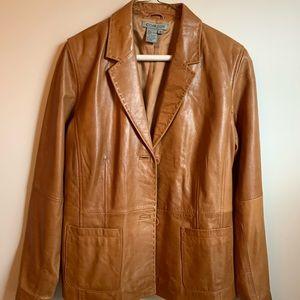 Co&eddy leather jacket